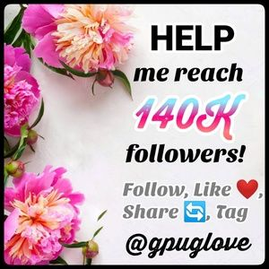 GROW YOUR FOLLOWING WITH ME! 🌺